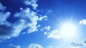 ارتفاع على درجات الحرارة وفرصة لهطول زخات من الامطار الثلاثاء