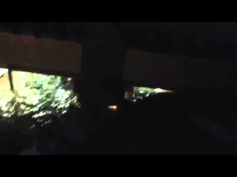 فيديو لحظة غرق العبارة في مطعم النادي اللبناني في بغداد