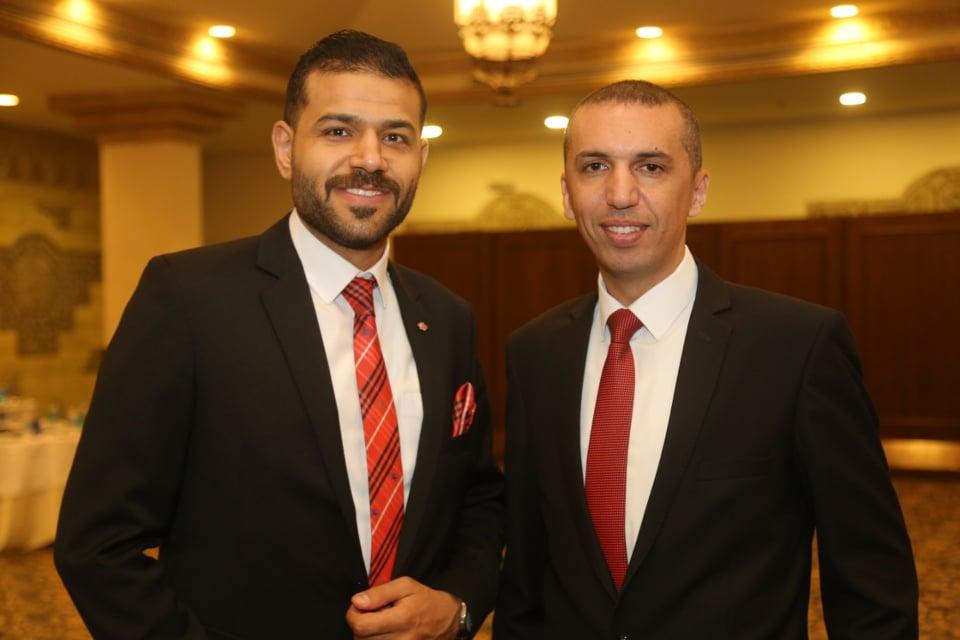 يتقدم نمر بني خالد و احمد تيم بالتهنة جلالة الملك عبد الله الثاني بمناسبة عيد ميلادة الميمون