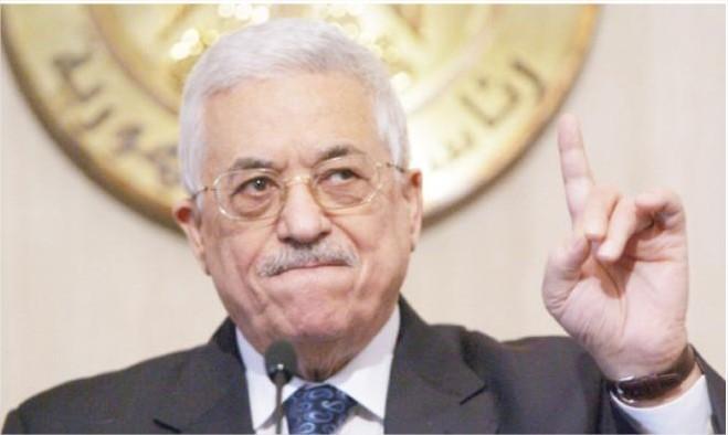 عباس: جريمة اغتيال ''الحمدالله'' مخطط لها لإفشال المصالحة الفلسطينية