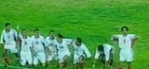 بالفيديو .. من الذاكرة مباراة العراق والأردن