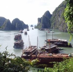 بالصور.. فيتنام البلاد التي زخرفها الزمن