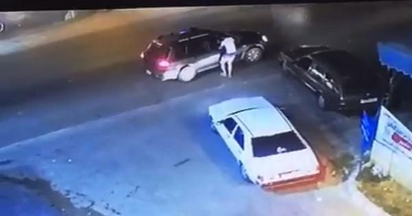 """بالفيديو :  """" لبنان """" جريمة قتل على طريقة هوليوود"""
