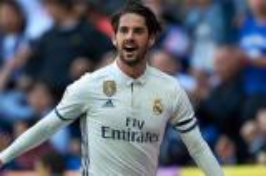 إيسكو يغيب عن ريال مدريد لمدة شهر
