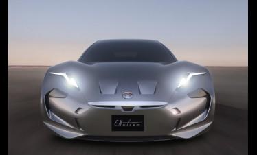 بالصور .. تعرف على سيارة فيسكر الجديدة الكهربائية