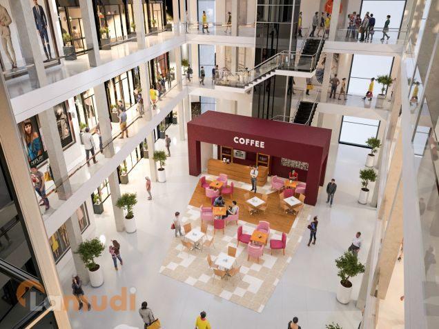 قريبا افتتاح The Plaza Outlets المركز الأول من نوعه في الاردن