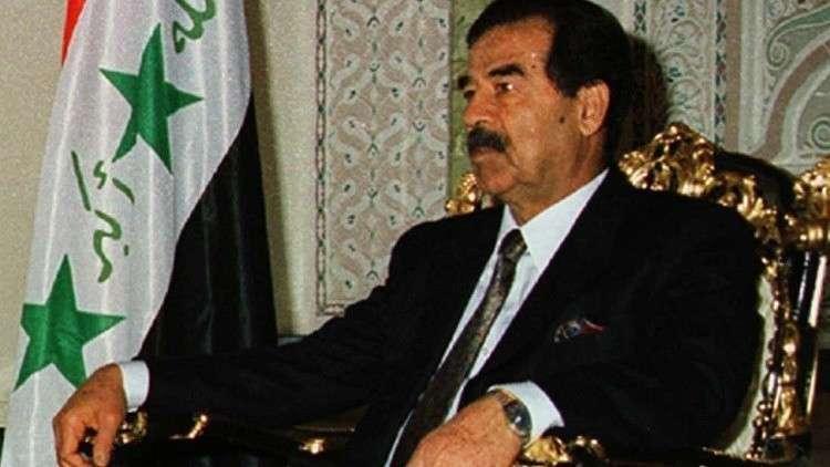 تفاصيل خطيرة تكشف للمرة الأولى عن سر الاحتفاظ بدم صدام حسين في الثلاجة