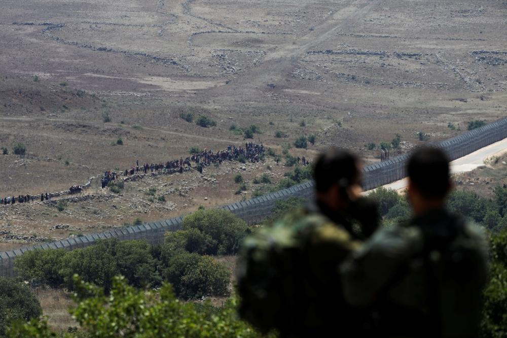محلل : لا يحق للأمريكيين مناقشة الاعتراف بالسيادة الإسرائيلية على الجولان