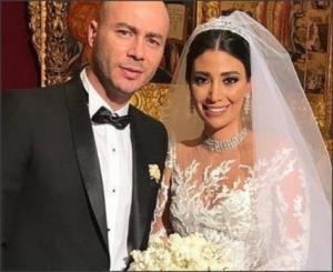 بالفيديو والصور .. حفل زفاف الإعلامي اللبناني رودولف هلال