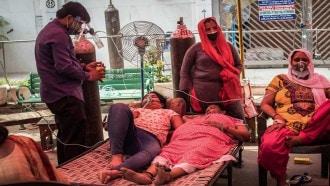 تفشي عدوى فطرية غريبة بين مرضى كورونا في الهند تضاعف خطر الوفاة
