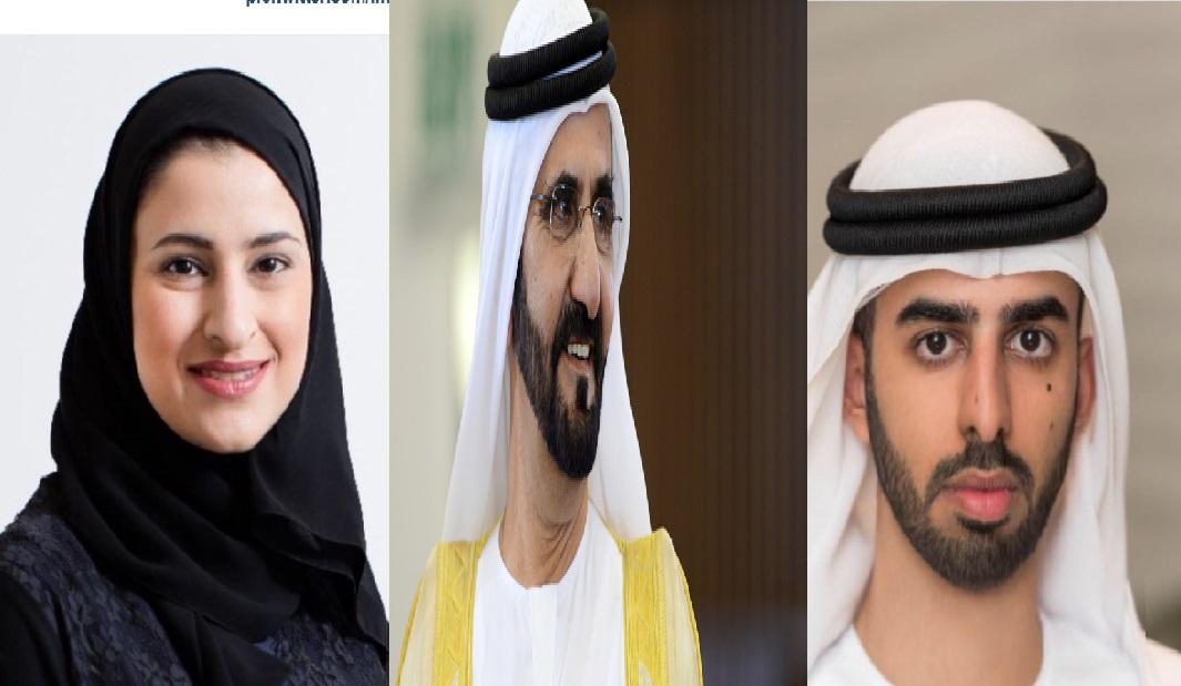 محمد بن راشد يفاجئ متابعيه ويعين وزيراً بحكومته عمره 27 عاما وأخرى ابنة الـ30 عاماً ..  تفاصيل