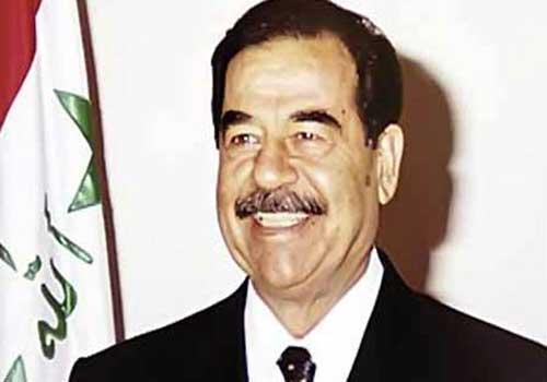 مجلة أمريكية تكشف عن ماذا وجدوه مدفونا تحت الأرض عثر عليه وقت القبض على صدام حسين