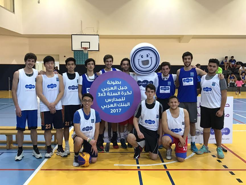 """ختتام بطولة """"جيل العربي"""" لكرة السلة 3 3 x للمدارس"""