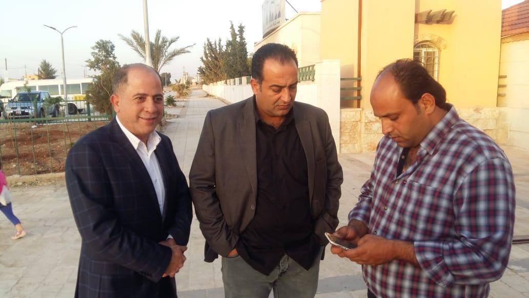 افطار خيري ل 400 يتيم وفقير في الهاشمية