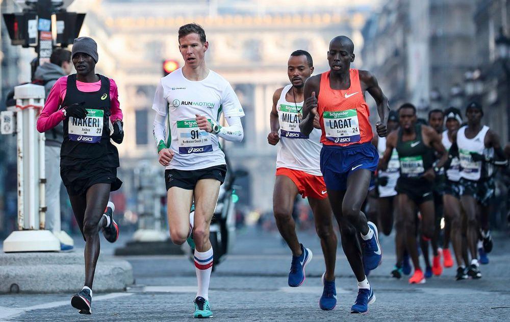 إلغاء سباق ماراثون باريس بسبب فيروس كورونا