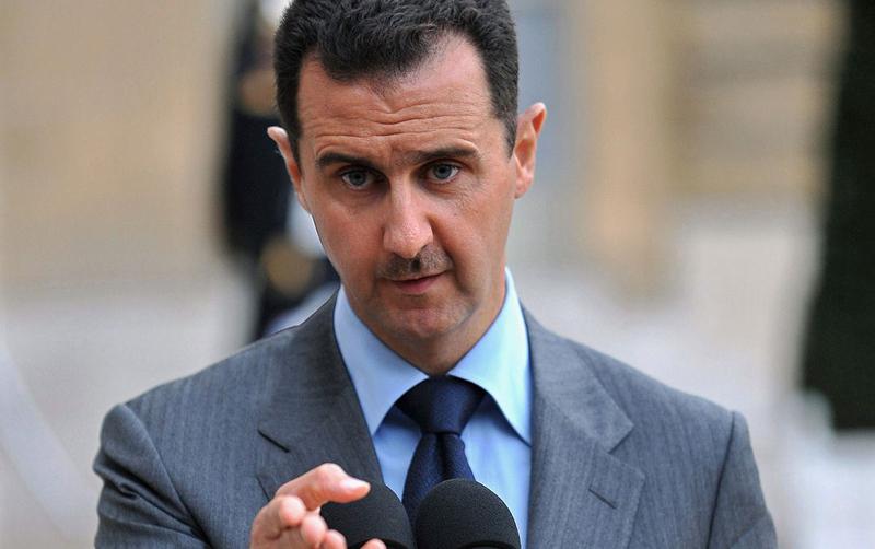 الاسد برسالة لنتنياهو : ساعدني للسيطرة على سوريا وانا اضمن امن حدود اسرائيل