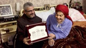 أحدث صورة للفنانة المصرية ماجدة عقب إجراء جراحة خطيرة