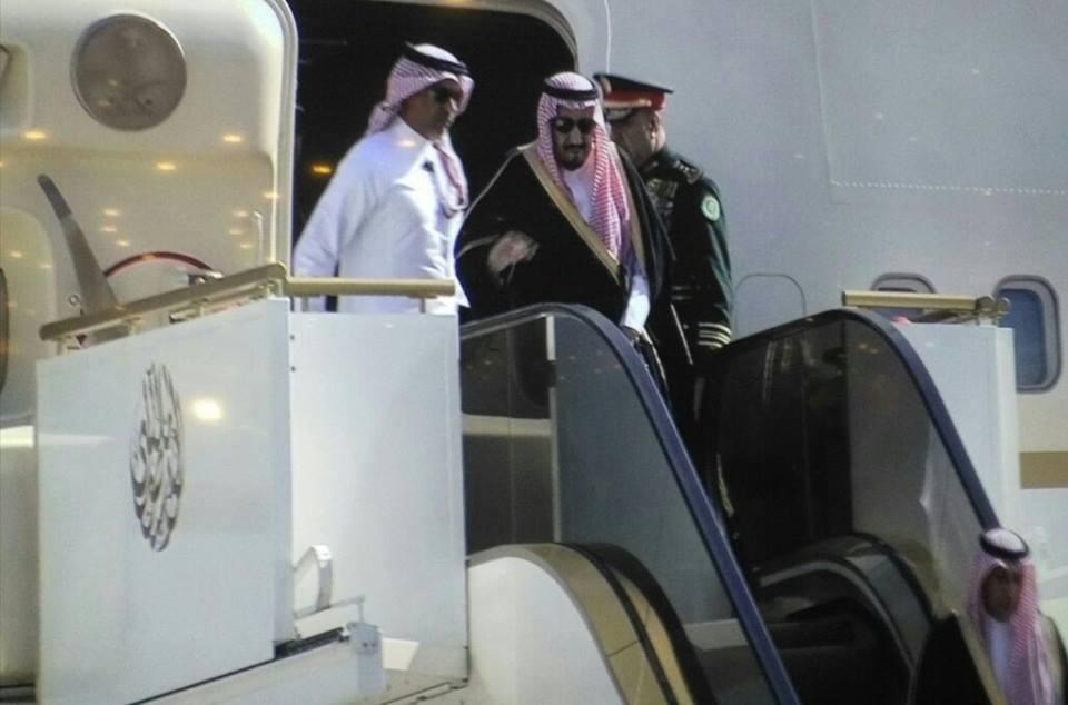 مع وصول الملك سلمان.. اتفاقيات اردنية سعودية للشراكة اقتصادية بأكثر من مليار دولار