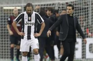 يوفنتوس مهدد بفقدان صدارة الدوري الإيطالي
