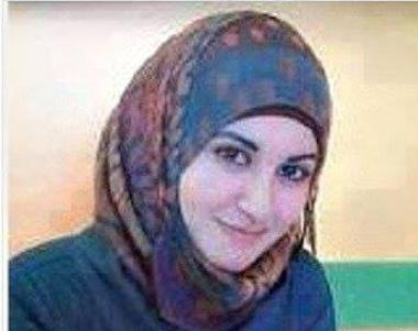 القصة كاملة ..  الشابة هديل  ..  اختطفت من أريحا واطلق سراحها في الأردن