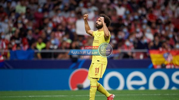 """في ليلة توهج """"صلاح""""  ..  ليفربول يحلق في الصدارة بعد فوزه على أتلتيكو مدريد  ..  صور"""