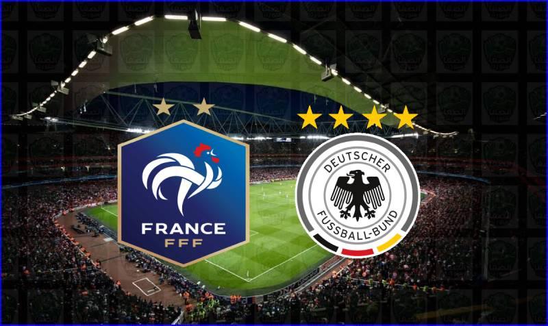القنوات الناقلة لمباراة ألمانيا وفرنسا في كأس الأمم الأوروبية يورو2020 اليوم
