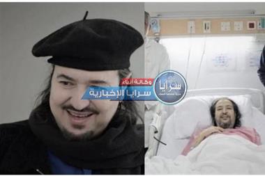 آخر التطورات الصحية للفنان خالد سامي  ..  تفاصيل