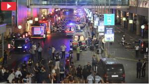 اصابة اردني بتفجير مطار اتاتورك باسطنبول