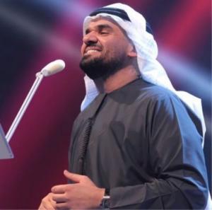 حسين الجسمي يوجه رسالة لمزوري تغريداته وربطه بـ''النحس''
