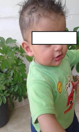 اربد : وفاة طفل و اصابة آخر اثر انسكاب ماء مغلي عليهما .. صورة