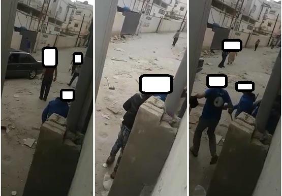 القبض على شخص مسلح ظهر في فيديو الاعتداء على محل في الرصيفة