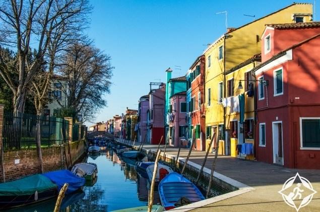 بالصور .. بورانو جزيرة تتزين بالدانتيل وتتحلى بأجمل الألوان في إيطاليا
