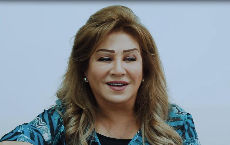 """بالفيديو .. أمل الدباس لـ""""سرايا"""": مشاركاتي في المهرجانات العربية لا علاقة لنقيب الفنانين بها"""