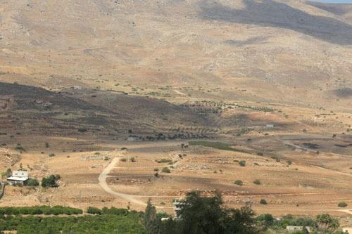ارتفاع التصحر في 50% من الأراضي الفلسطينية بسبب الاحتلال