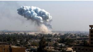 تحقيق يشير لتورط طائرة عراقية بقصف مجلس عزاء بكركوك