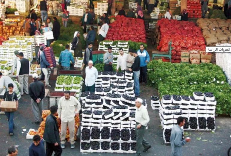 ارتفاع أسعار الخضار بسبب العروات الزراعية