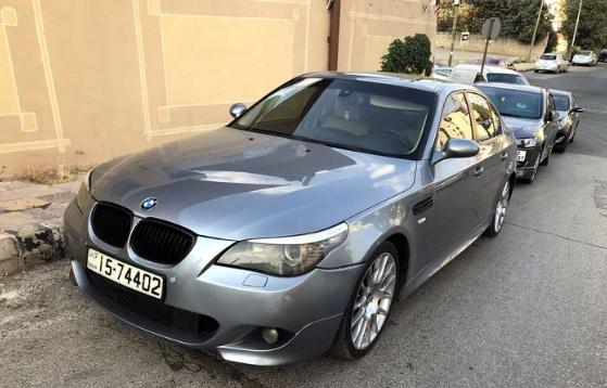 BMW 525i E60 للبيع