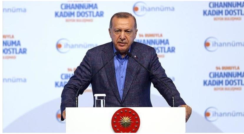 أردوغان: لم نجتمع بقتلة الشهيد مرسي ..  ولن نلتقيهم أبداً