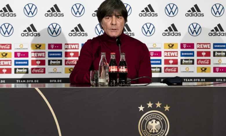 مدرب ألمانيا قبل مواجهة البرتغال: رونالدو يمكن ان يفعل أكثر من تحريك زجاجات كوكاكولا
