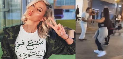 """السعودية """"مودل روز"""" تتخطّى حدود الجرأة وتنشر صوراً لجسدها بشكل مثير!"""