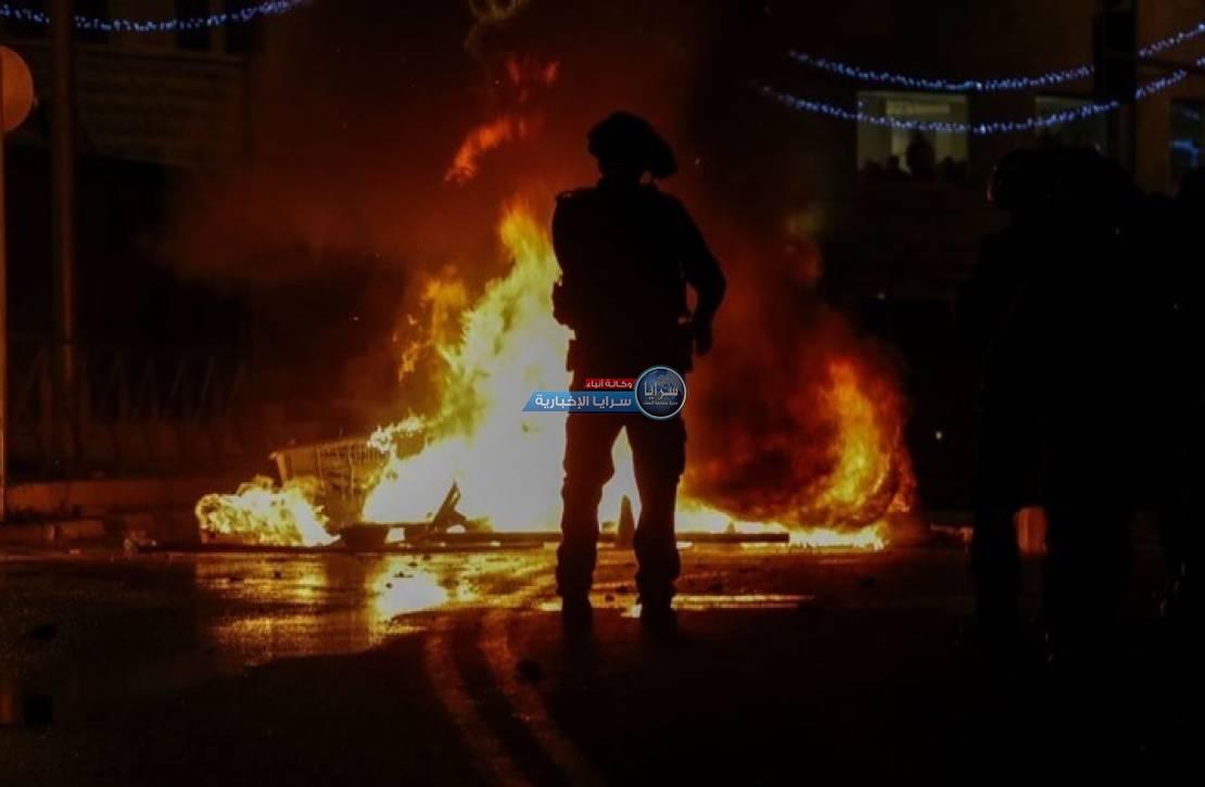 إصابة مستوطنين وجندي من جيش الاحتلال في الضفة والقدس