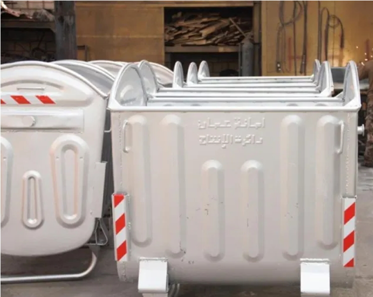 نظام جديد يلزم البلديات بتوزيع حاويات النفايات وفق أعداد السكان والمنازل