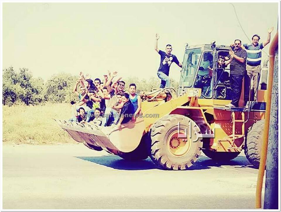 غرب اربد : تزايد الإقبال على الانتخاب في لواء الطيبة