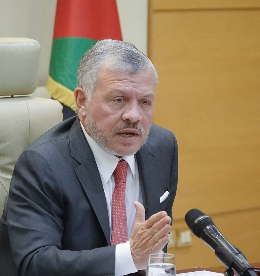 أمام نواب اردنيين ..  رئيس البرلمان العربي: مواقف الملك عبدالله الثاني مشهود لها في تعزيز التضامن العربي