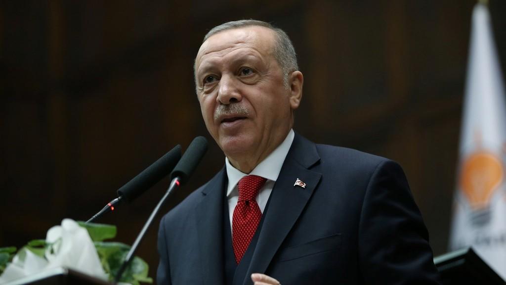 """أردوغان يدعو حفتر لوضع حد لسلوكه """"العدائي"""""""