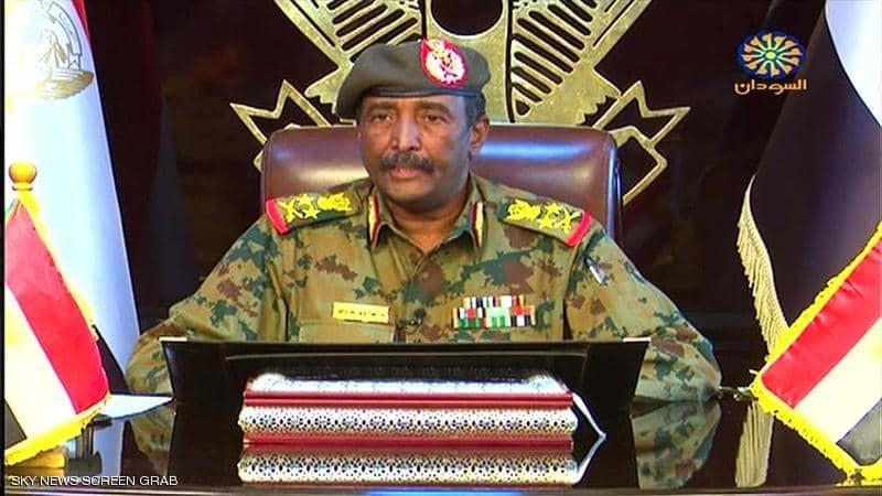 المجلس العسكري: تسليم السلطة لحكومة سودانية مدنية خلال عامين