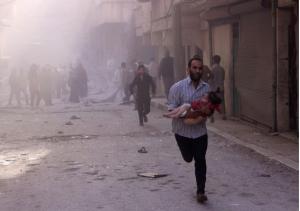 """كي مون: الوضع في حلب """"أسوأ من مسلخ"""""""
