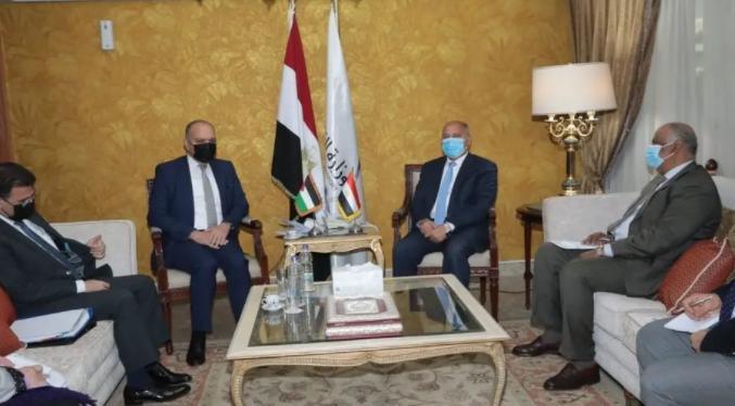 خط لنقل الركاب بين مصر و الأردن و العراق