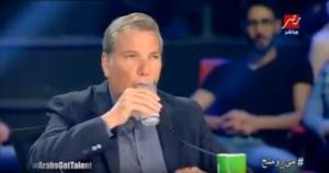 """بالفيديو..لجنة Arabs Got Talentتتضامن مع إضراب الكرامة وتشرب """"مي وملح"""""""