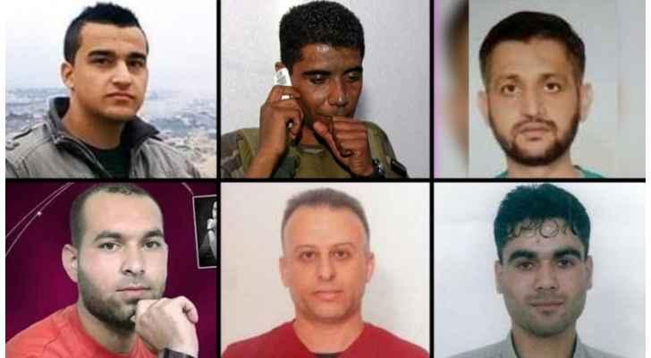 جيش الاحتلال: سنعتقل الأسرى الهاربين والاتصالات مع السلطة مستمرة